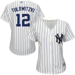 Yankees Troy Tulowitzki Jersey